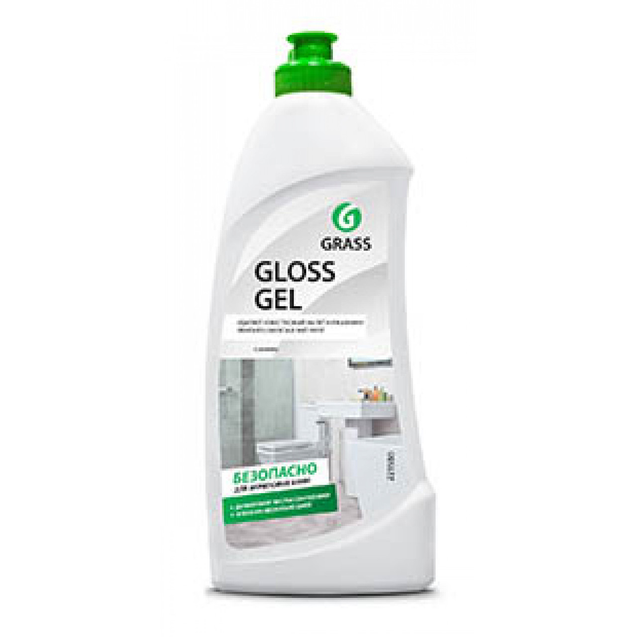 Чистящее средство Gloss gel