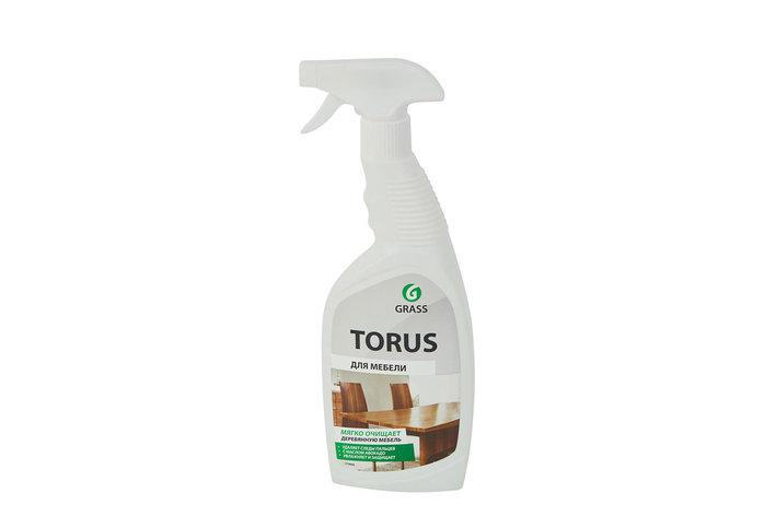 Очиститель-полироль для мебели Torus, фото 2