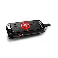 Звуковая карта для наушников HyperX Amp USB Sound card HX-USCCAMSS-BK