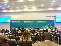 ZZBO участвует в экономическом форуме «Россия — Африка»