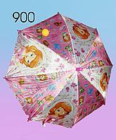 Зонты для девочек, с изображениями героинь из мультфильмов.