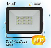 """Светодиодный прожектор, 50Вт / 6500K, """"Biod"""", фото 1"""