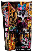 Кукла Монстер Хай Кэтти Нуар, Monster High Boo York - Catty