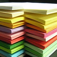Бумага тонированная (цветная) Paperline, плотность 160 г/м.кв. Формат А3
