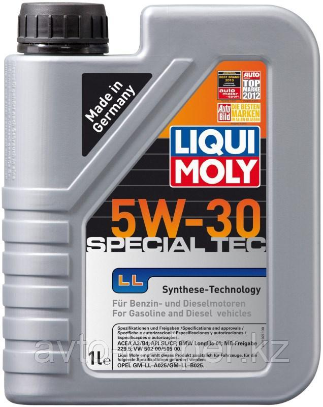 Моторное масло LIQUI MOLY SPECIAL TEC AA 5W-30 1л