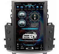 Магнитола CarMedia PRO Tesla Style для Lexus LX570 2008-2015