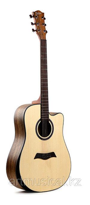 Электроакустическая гитара  Deviser LQ-570