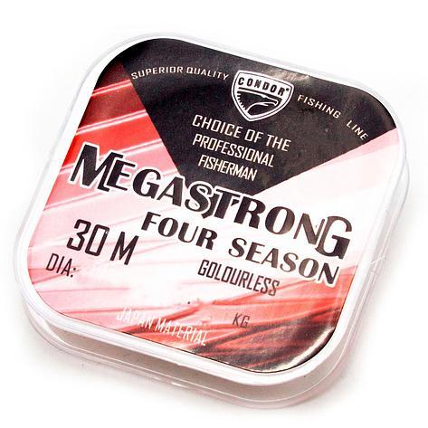 Megastrong Four Season d-0,12 мм, L-30 м,, фото 2