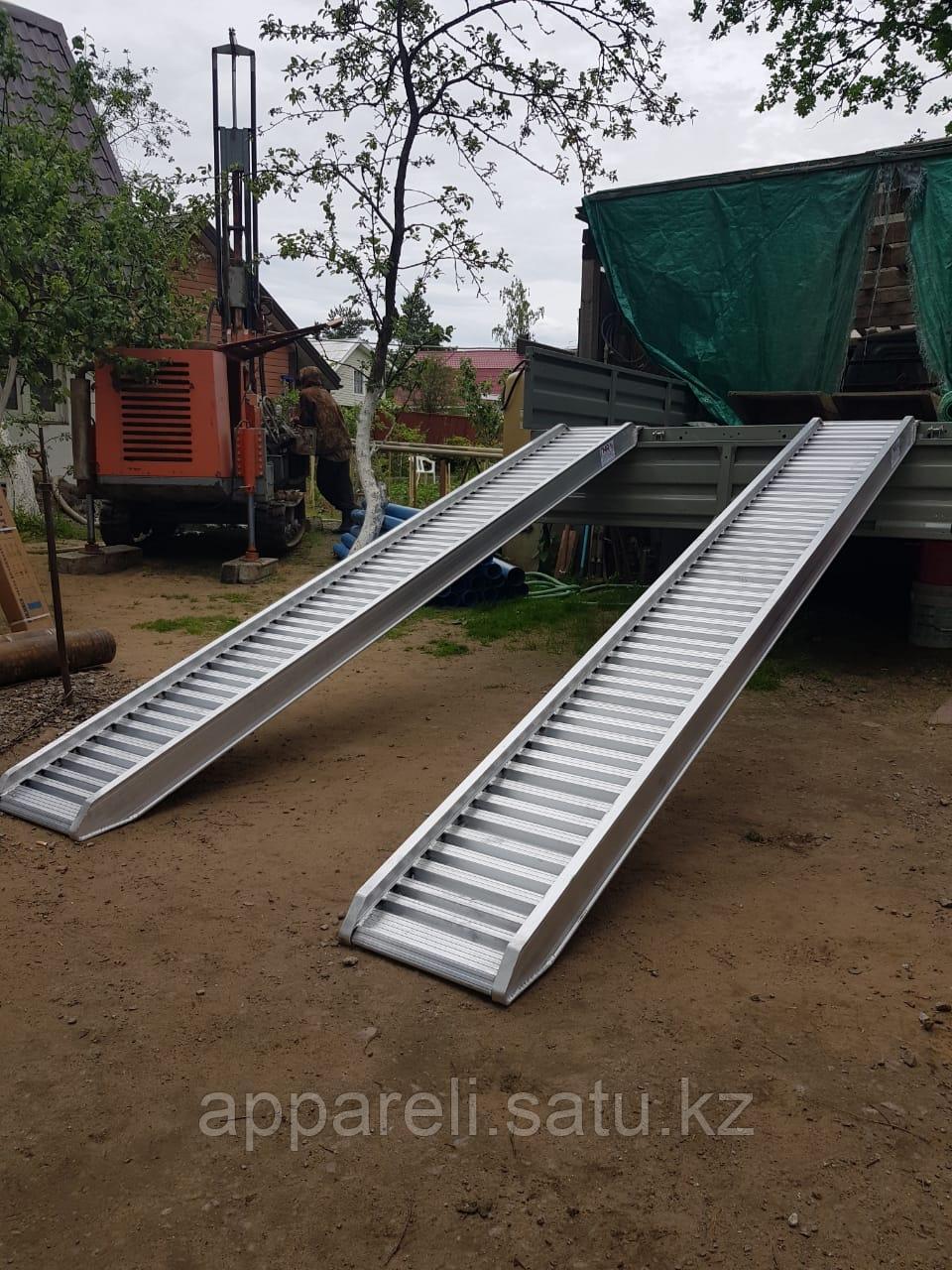 Алюминиевые трапы 5200 кг, 3 метра
