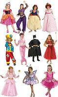 Новогодние детские костюмы. Пошив