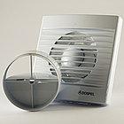 Вытяжной вентилятор в ванную комнату STYL-100 пластик, фото 4