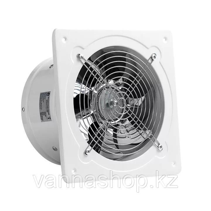 Вытяжной вентилятор в ванную комнату FZY-100 металл