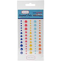 Дотсы Let's Cruise Enamel Dots 60 шт