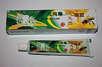 Турмалиновая зубная паста с прополисом туба 120 мл