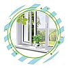 Пластиковые окна из профиля EURO SUPER PLAST