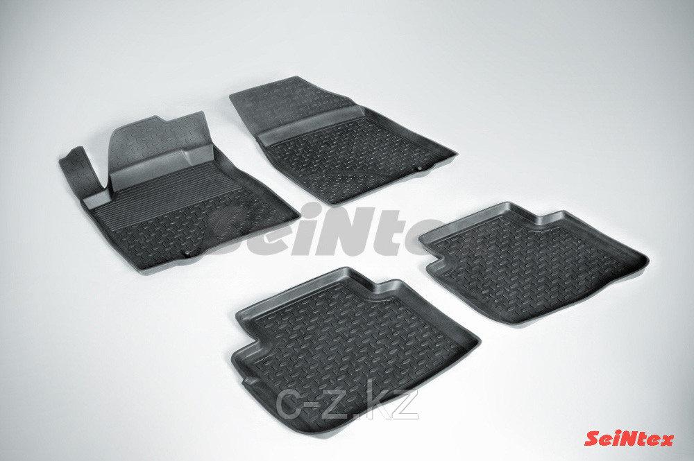 Резиновые коврики для  Nissan Teana II 2008-2014