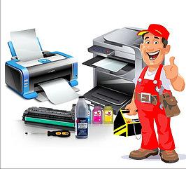 Ремонт лазерных принтеров