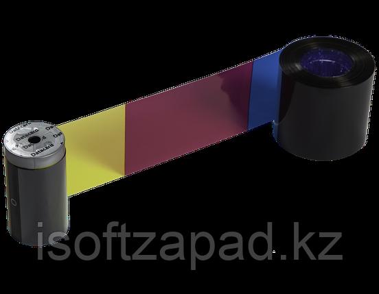 Красящая лента  для принтера DataCard SD160 Color Ribbon, YMCK-K (534100-001-R004), фото 2