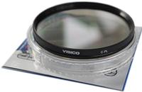 VISICO Фильтр CPL 58 mm циркулярный поляризационный