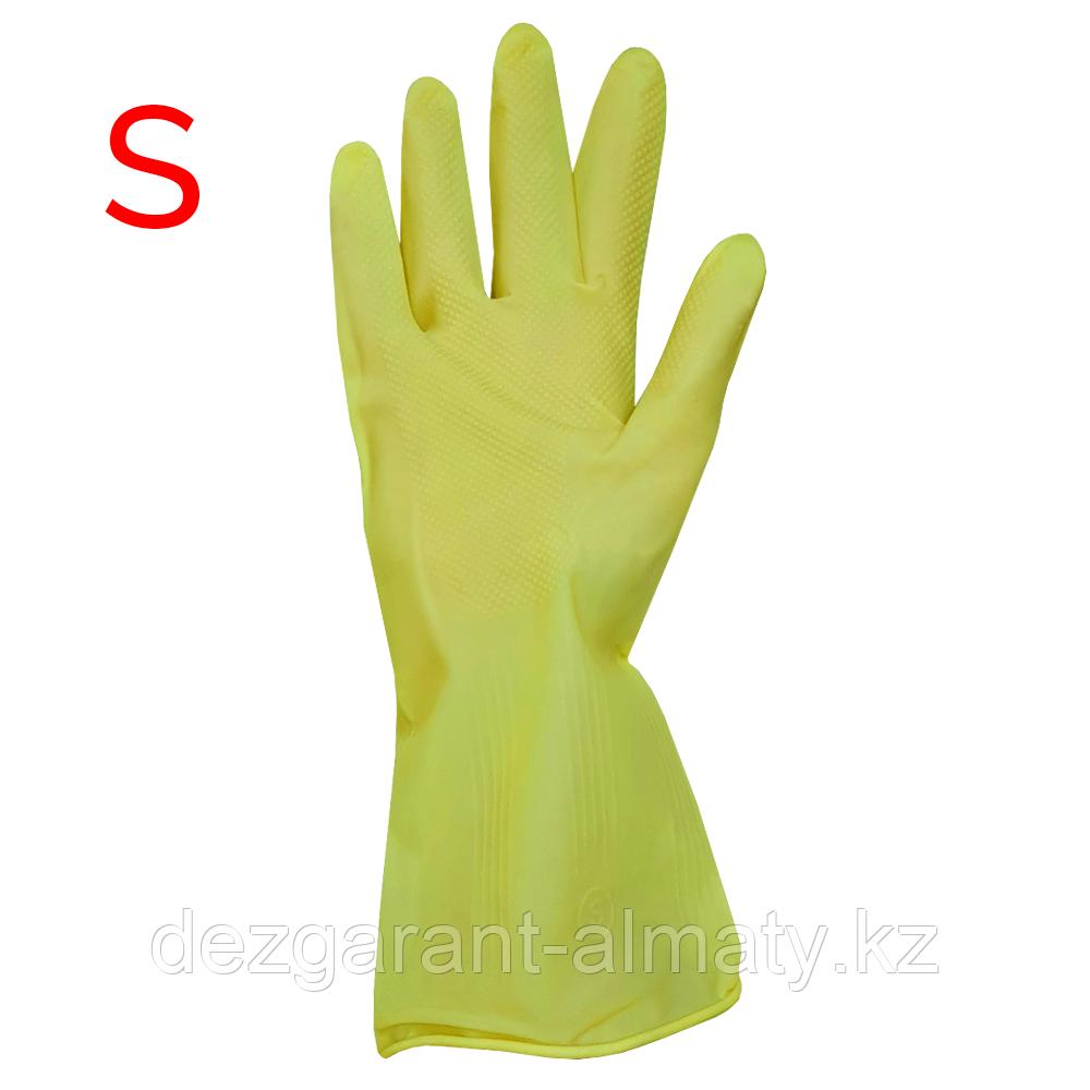 Перчатки латексные размер S