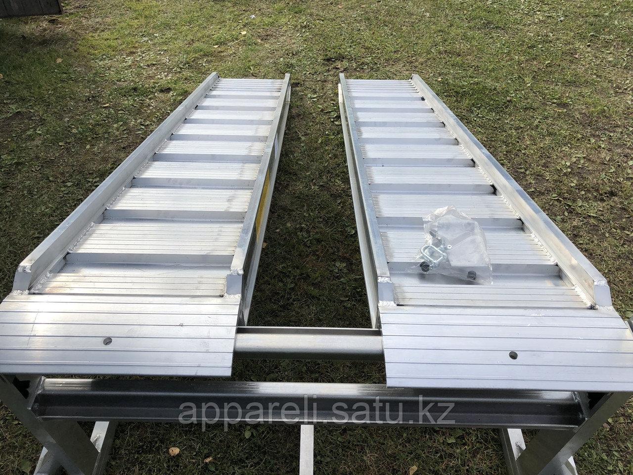 Погрузочные рампы 8850 кг, 2500 мм производство