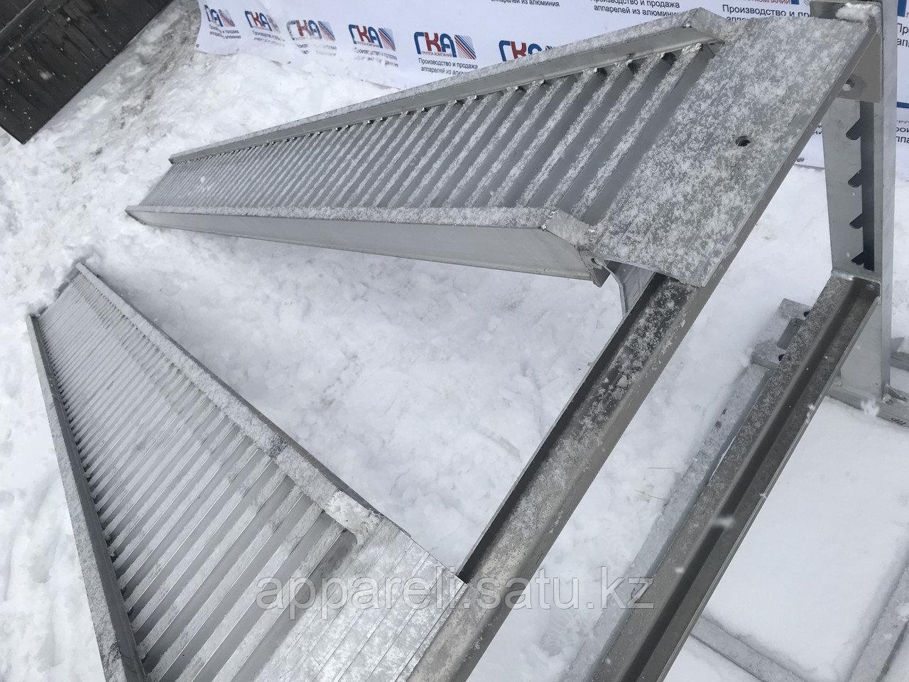 Погрузочные рампы от производителя 3,3 тонны, 2,5 метра