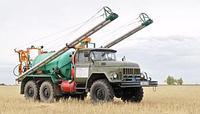 Опрыскиватель AVAGRO-MK40 на базе ЗИЛ-131