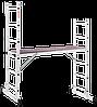 Лестница-помост с рабочей высотой 2,8 м, фото 2
