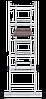 Лестница-помост с рабочей высотой 2,8 м, фото 3