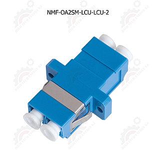 Адаптер оптический соединительный, SM, LC/UPC-LC/UPC