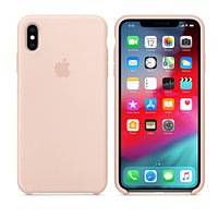 Apple iPhone XS, Silicone Case - Pink Sand прочее (MTF82ZM/A)