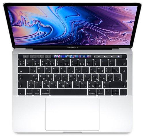 Macbook Pro 13' 2019 i5 256gb touch MUHR2 Silver