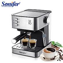 Кофемашина полуавтоматическая Sonifer SF-3535