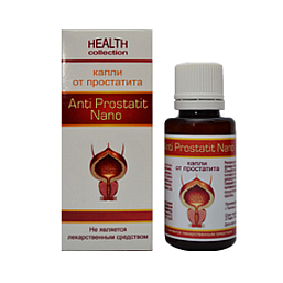 Anti Prostatit Nano - капли от простатита