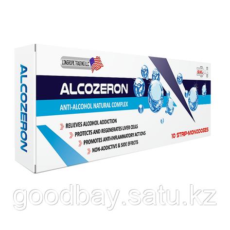 Алкозерон (Alcozeron) препарат от алкоголизма, фото 2