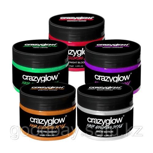 CrazyGlow крем для окрашивания волос