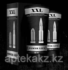 PowerLife XXL крем для увеличения члена, фото 3