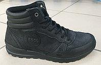 Ботинки ECCOСS14 Мех кожа