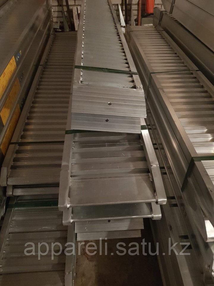 Погрузочные рампы 3,3 тонны, 2,5 м производство