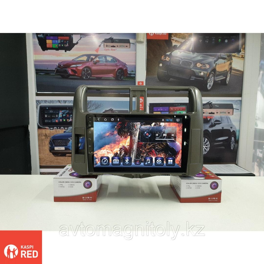 Автомагнитола AutoLine Toyota Land Cruiser Prado 150 IPS ANDROID 5D/GG