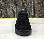 Кроссовки Зимние Nike Air Force 1 Winter (Black), фото 4