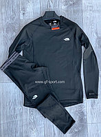 Термобелье The North Face (комплект) black