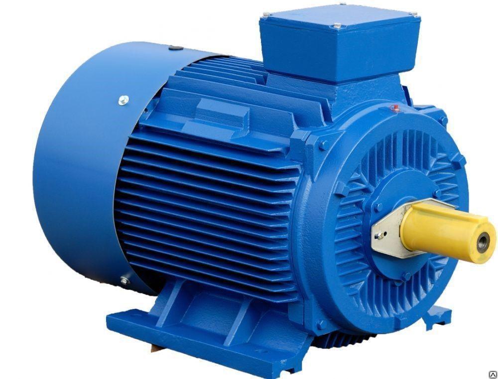Электродвигатель 18,5 квт 1000 об/мин лапофланец