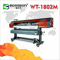Широкоформатный эко сольвентный принтер WT-1802M