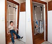 Турник в дверной проем 62-100см, фото 7