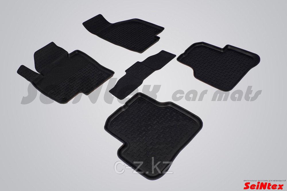 Резиновые коврики для Volkswagen Passat B7 2011-н.в.