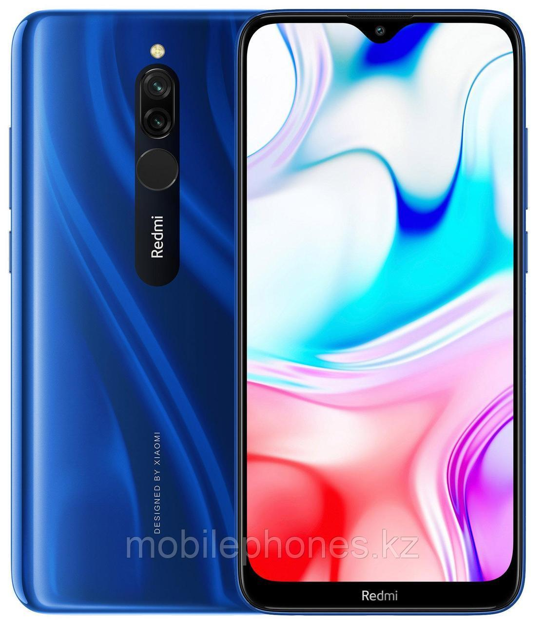 Смартфон Xiaomi Redmi 8 64GB Синий