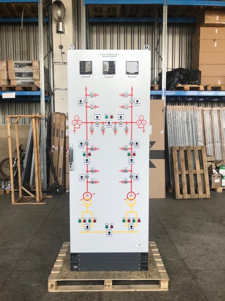 Услуга по сборке электро щитов (шкафов)