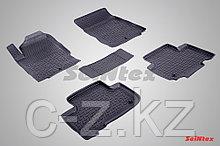 Резиновые коврики для Ssang Yong Rexton III 2012-н.в.