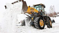 Очистка территорий и вывоз снега